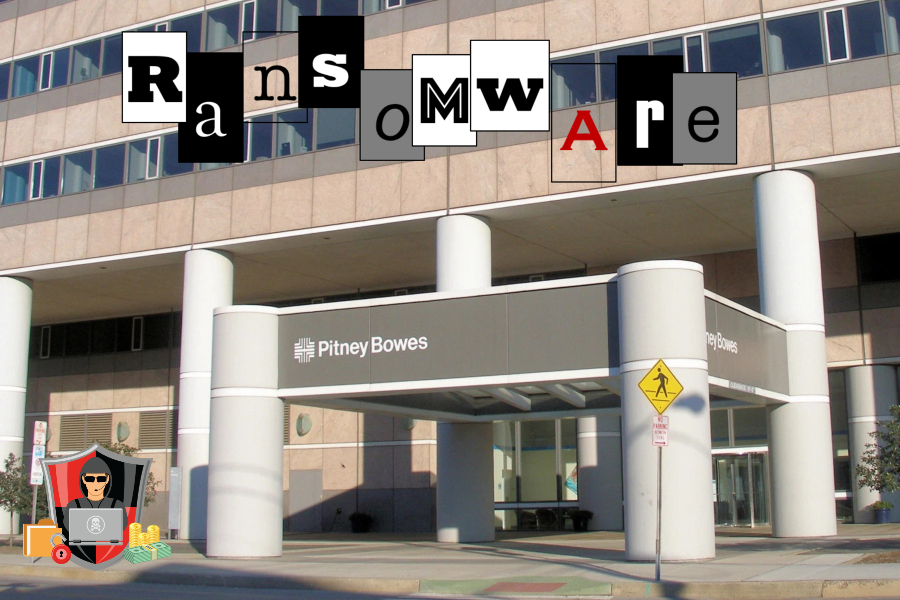 Pitney Bowes Ransomware